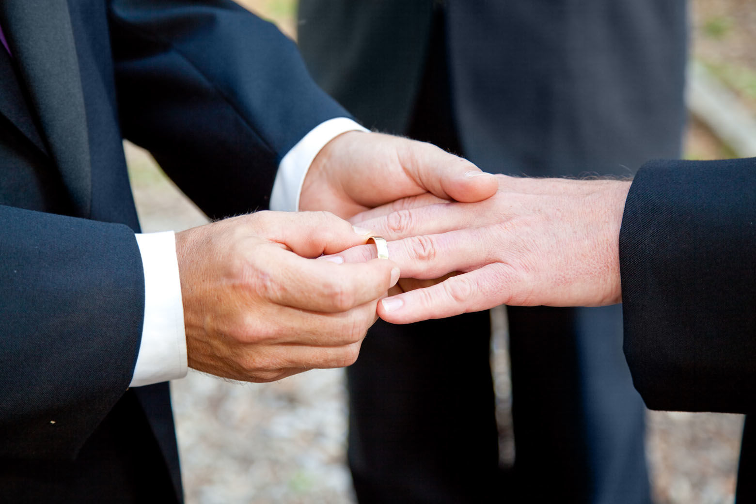 Gay and getting married? Financial advantages (and