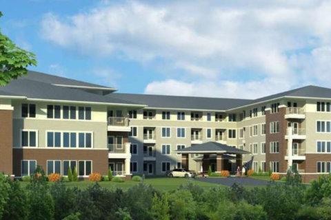 Reston's Hunter Woods retirement community on track for spring 2019 finish