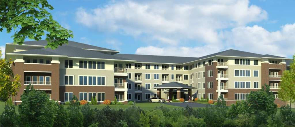The $72 million project — the first Virginia location for IntegraCare — which aims to address the shortage of senior housing in the Reston area. (RestonNow)