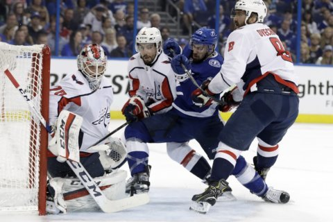 Resilient Capitals hope to keep unlikely postseason run alive