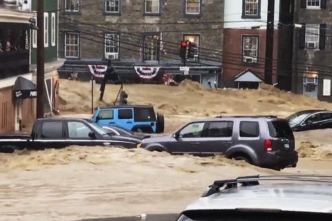 Howard Co. vote holds developers to higher standard to reduce flooding in Ellicott City
