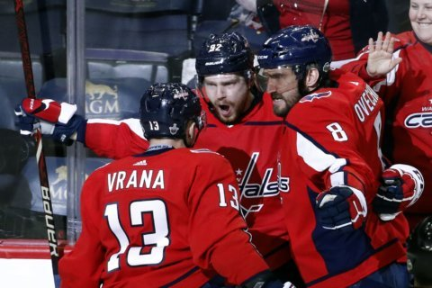 Dave's Take: Caps relaxed but energized in NHL playoffs