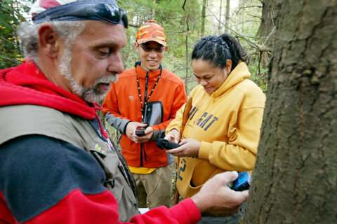 Data Doc: How to get started geocaching in DC area