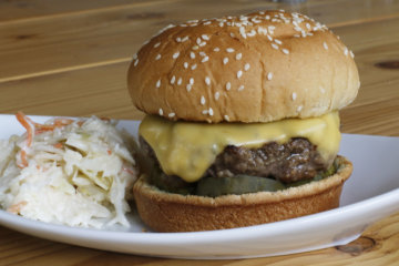 Sept. 18 is National Cheeseburger Day!