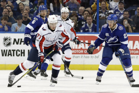AUDIO – Highlights of Capitals-Lightning Game 5 East Final