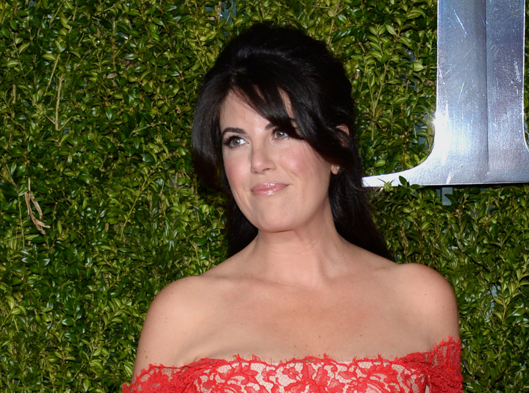 Monica Lewinsky arrives at the 69th annual Tony Awards at Radio City Music Hall on Sunday, June 7, 2015, in New York. (Photo by Evan Agostini/Invision/AP)