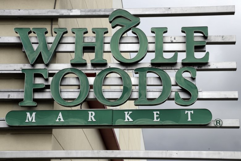 28 2017 File Photo A Sign At Whole Foods Market Greets Shoppers In Tampa Fla Amazon Is Bringing Its Prime Membership To