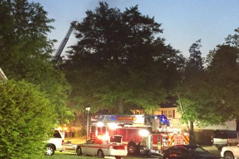 1 woman dead in Beltsville house fire
