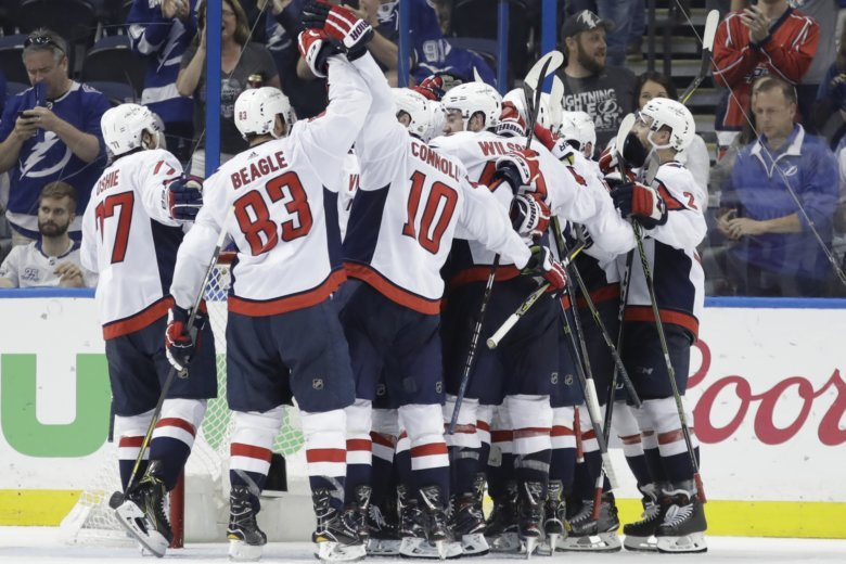 Capitals Are Going To The Stanley Cup Finals!!!