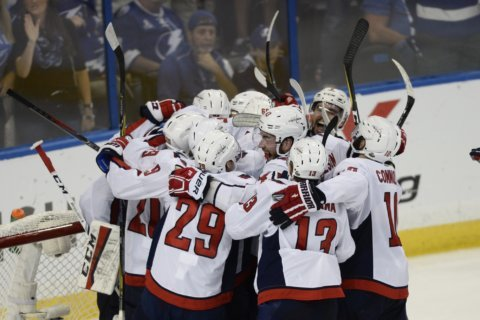 Capitals have healthy swagger heading into Stanley Cup Final