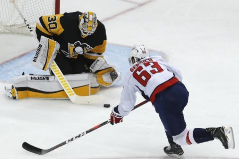 Capitals rookie Shane Gersich hopes to build off Stanley Cup Playoff debut