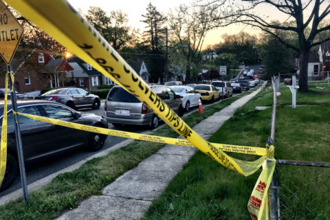 Police identify 2 killed in Capitol Heights shooting