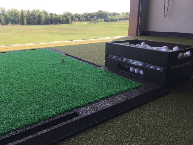 The New Launchbox Golf Option At 1757 Club Is First Of Its Kind In D C Area Merging Elements Traditional And Topgolf