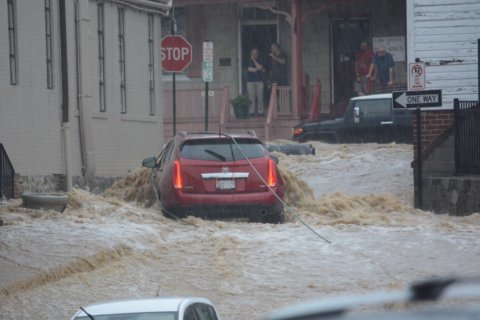 Coming soon: Ellicott City flood alarm