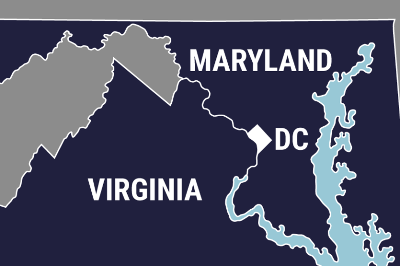 Power Outage Map For Virginia Maryland And D C Wtop