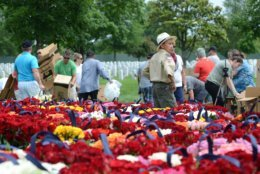 (Courtesy Memorial Day Flowers Foundation)