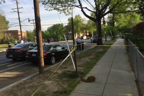Police release photo of vehicle of interest in deadly Southeast DC shooting