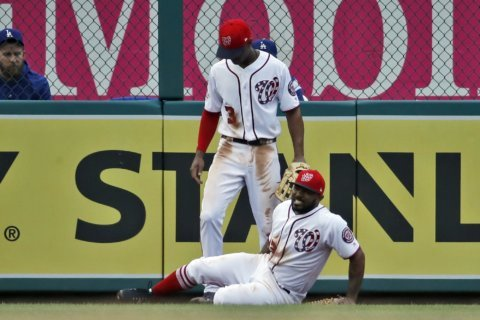 Spring Training: Nats' Howie Kendrick wants everyone to know he is fully healed