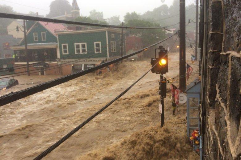 Image result for ellicott city flooding 2018