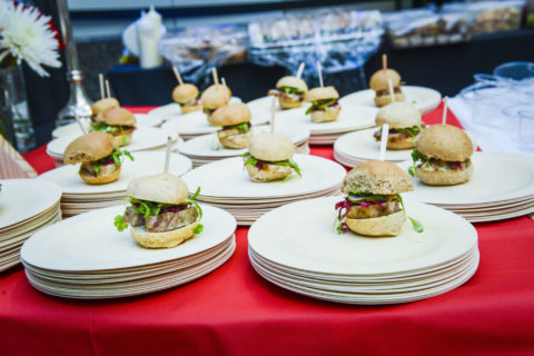 Chefs bring 'rain' — plus Belgian chocolate, mac and cheese — at Embassy Chef Challenge