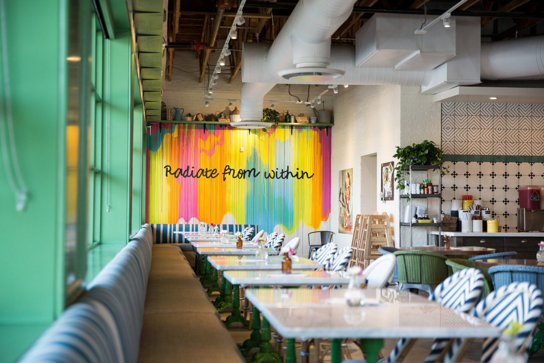 Vegetarian-heavy Flower Child is one of two new restaurant brands that Phoenix-based Fox Restaurant Conceptswill open. (Photo courtesy of Fox Restaurant Concepts)