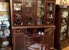 Before Sunday's flood, Joan Eve Classics & Collectibles was full of irreplaceable antiques. (Courtesy Joan Eve Shea-Cohen)