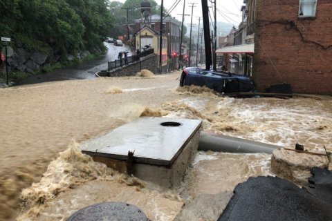 'This is worse than the last one': 911 calls from Ellicott City floods
