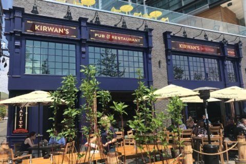 With warmer weather, DC's Wharf heats up