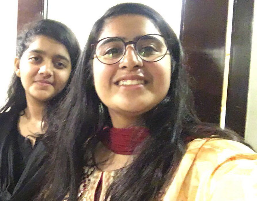 Sabika Sheikh's tragic death has sent shock waves through the Kennedy-Lugar Youth Exchange & Study Abroad program, which brought her to the United States. (Courtesy Isra Naseem Cheema)