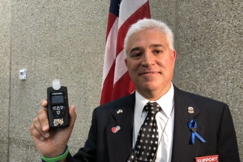 Noah on Patrol: Father of fallen officer announces new anti-drunken driving initiative