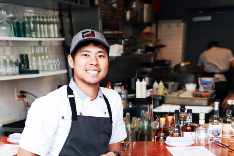 Himitsu's Kevin Tien makes Food & Wine 'Best New Chefs' list