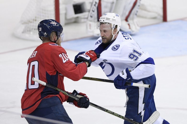 AUDIO  Highlights of Capitals-Lightning Game 3 East Final  8a20e51ea85