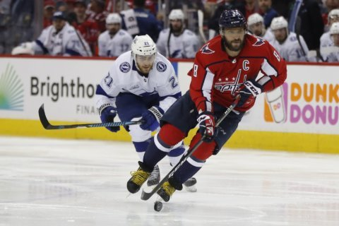 AUDIO: Highlights of Capitals-Lightning Game 6 East Final