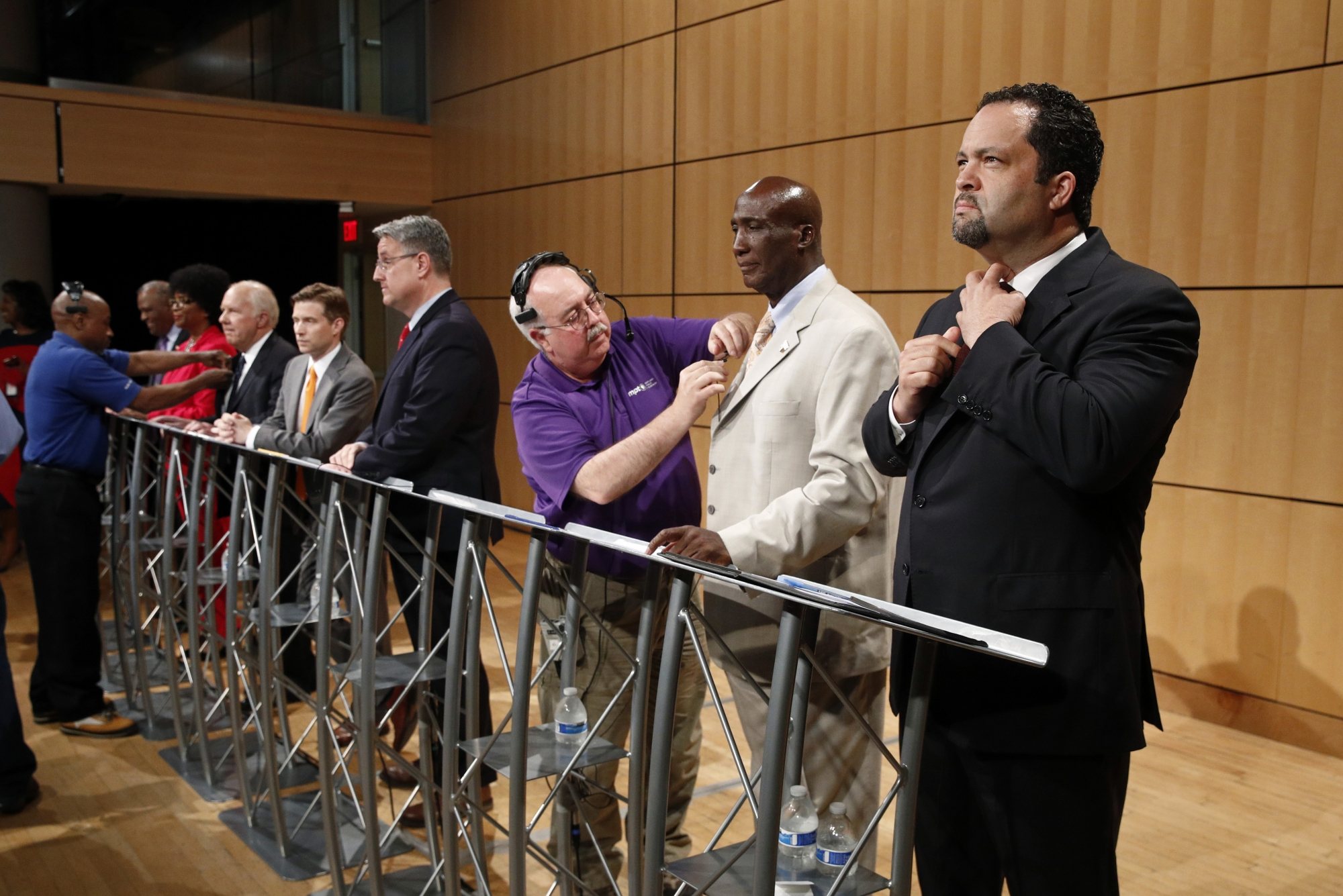 Watch: Maryland Democratic candidates for governor focus ...
