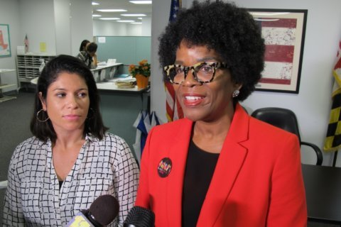 Md. gubernatorial candidate Valerie Ervin files suit in primary ballot battle