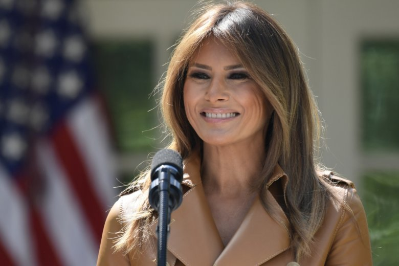 Melania Trump 'Really Well' After Surgery ... Says Donald