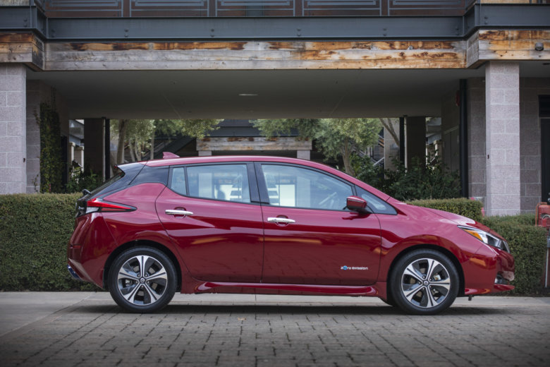 Nissan Is Offering Pepco Customers A 3 000 Rebate On The Msrp 2018 Leaf All Electric Starts At Around 30 Courtesy