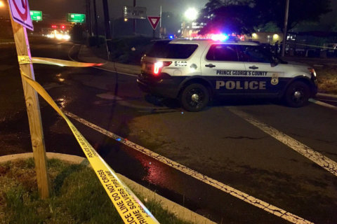 1 man dead, 1 critically wounded in Prince George's Co. shooting