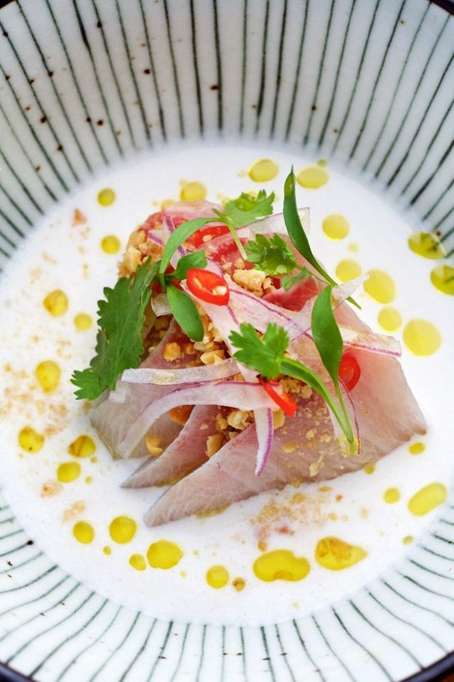 Himitsu, located in D.C.'s Petworth neighborhood, is a small restaurant that's bringing in big praise. (Courtesy Himitsu)