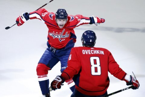 Capitals' Rookie Jakub Vrana is living the dream in Stanley Cup Final