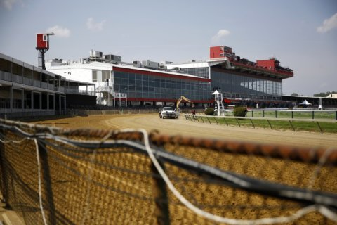 Baltimore sues Pimlico Race Course owners, wants track seized