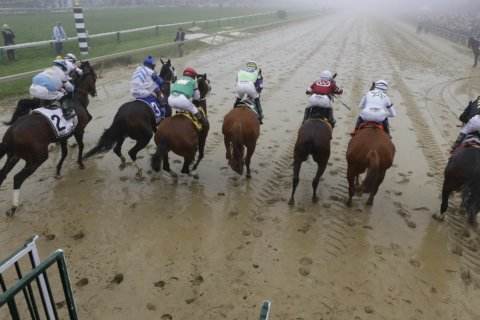 Owner: City is trying to take Pimlico racetrack by eminent domain