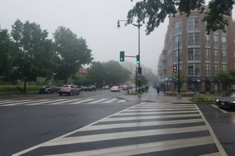 Storms leave wind, tornado damage in DC area