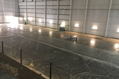 The St. James brings two NHL-sized rinks to DC area hockey