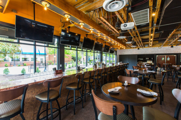 Chef Mike Cordero Expands Sports Bar Empire With Rockwood In