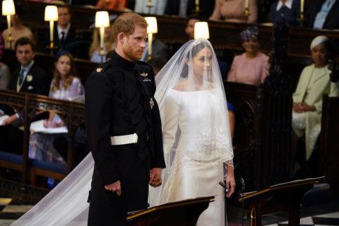 Photos: Majesty and splendor at the royal wedding