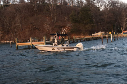 2 missing boaters found in Potomac identified