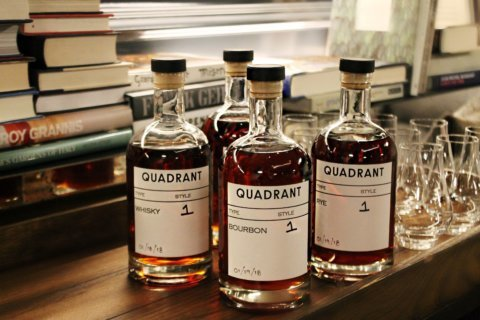 Serenading spirits: DC bar uses sound technology to rapidly age whiskey
