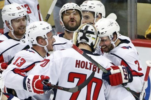 AUDIO: Hear the Capitals highlights from Game 1 of the Stanley Cup Final