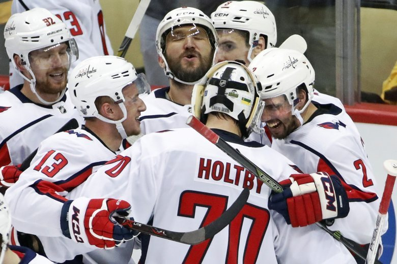 ffc2a2af182 AUDIO  Hear the Capitals highlights from Game 1 of the Stanley Cup Final